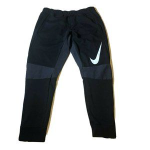 Nike Dry Dri Fit Large Cuffed Training Sweatpants
